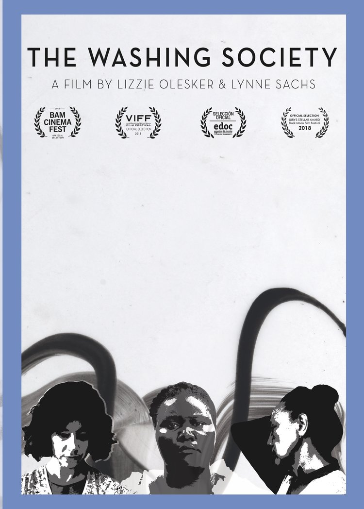 The Washing Society  (2018) Lynne Sachs, Lizzie Olesker (BAM Cinemafest)