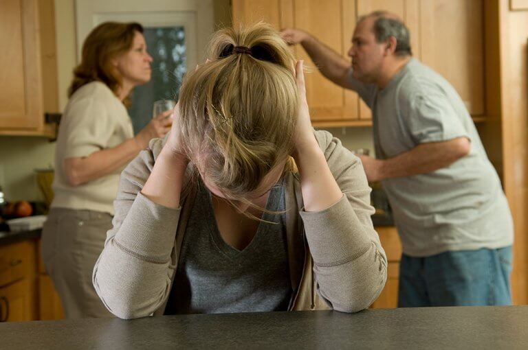 Adult children of divorce don't have the same challenges as small children of divorce, but they still need support.