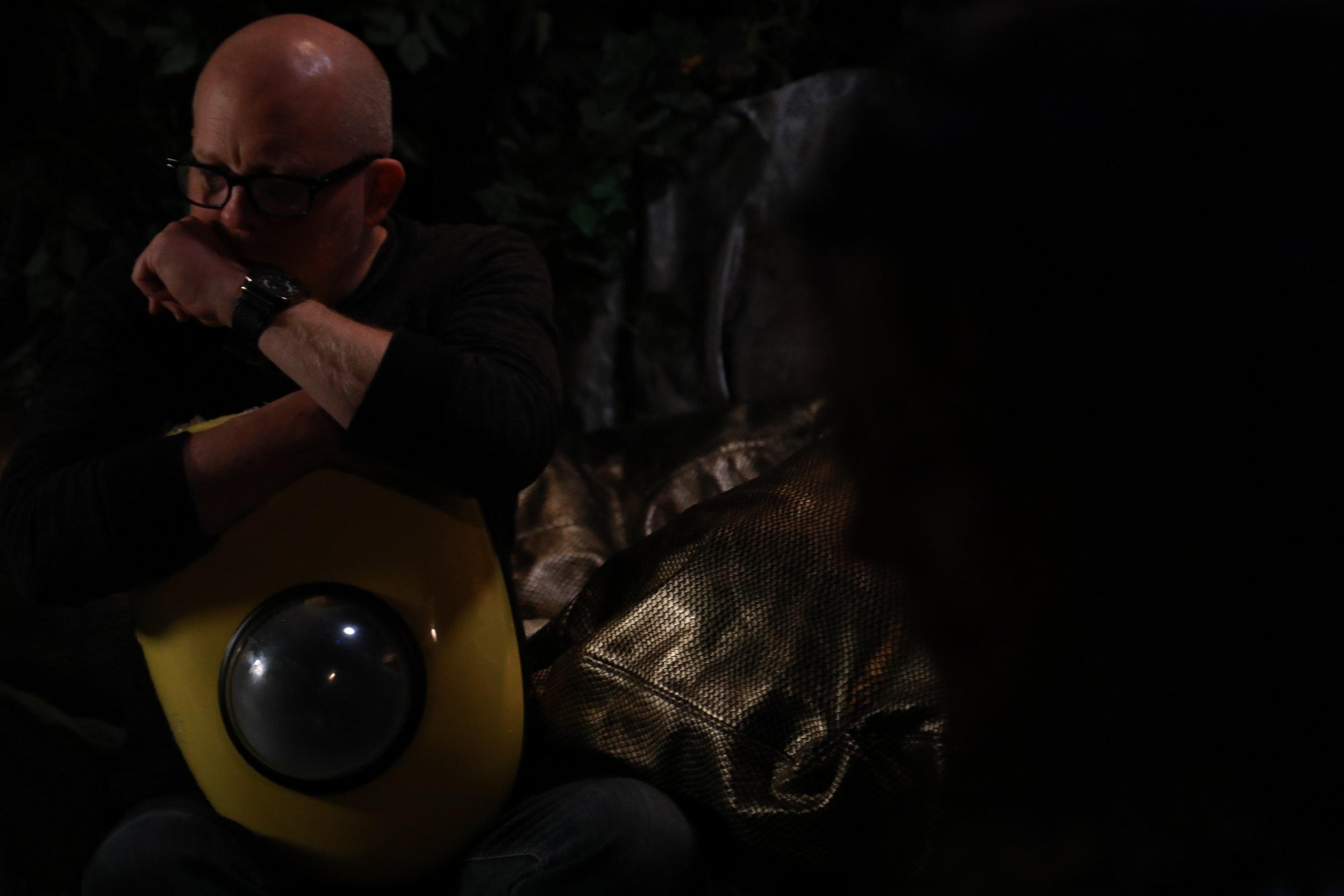 Michael Thomsen / Sculptor + Filmmaker