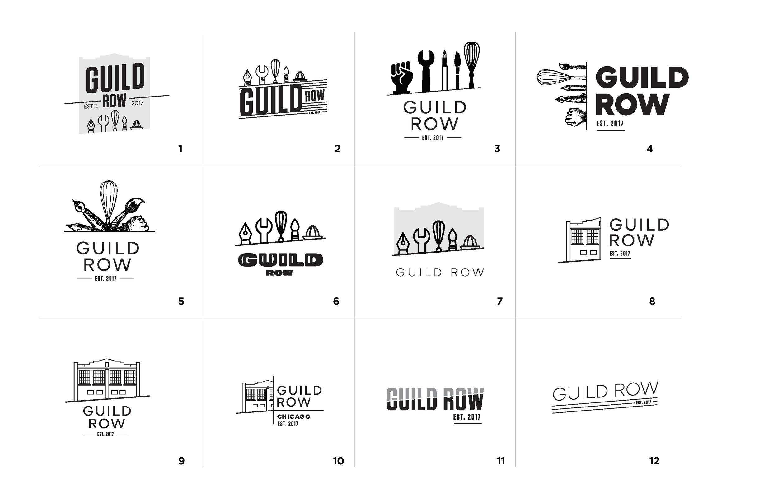 Design Concepts - Round 2