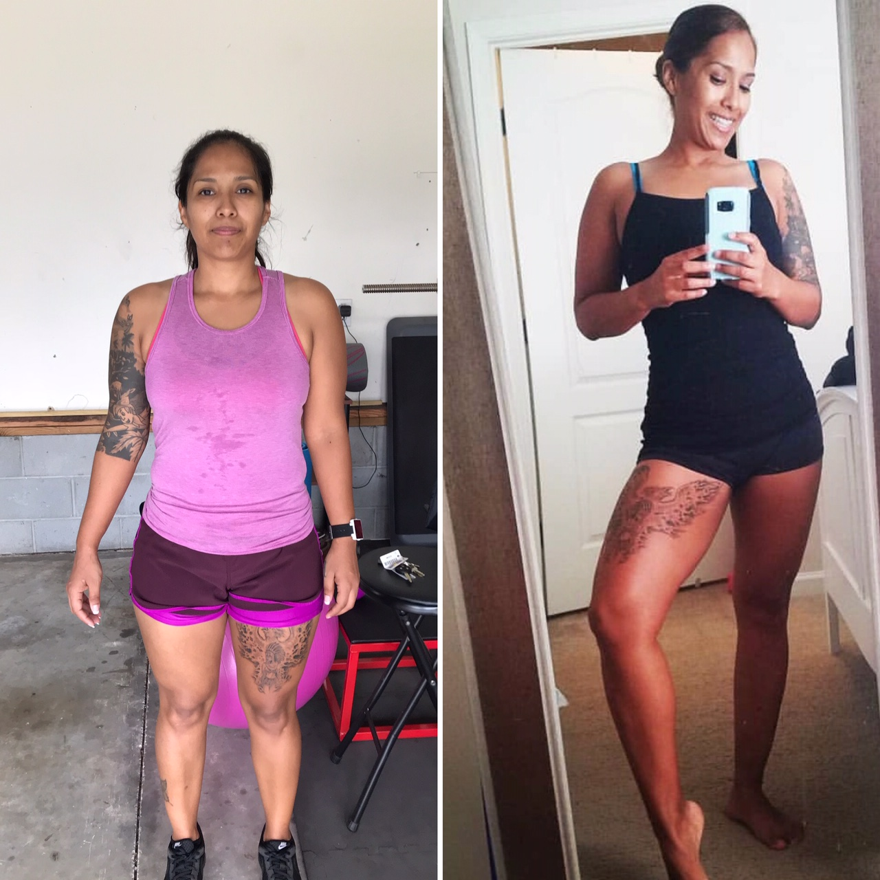 "Mommy on fire - ""Mother of two on fire for my health. This program gave me immediate results. I put that bikini on that I always wanted to wear but did not have the confidence. I lost 22 pounds!""-Elise"