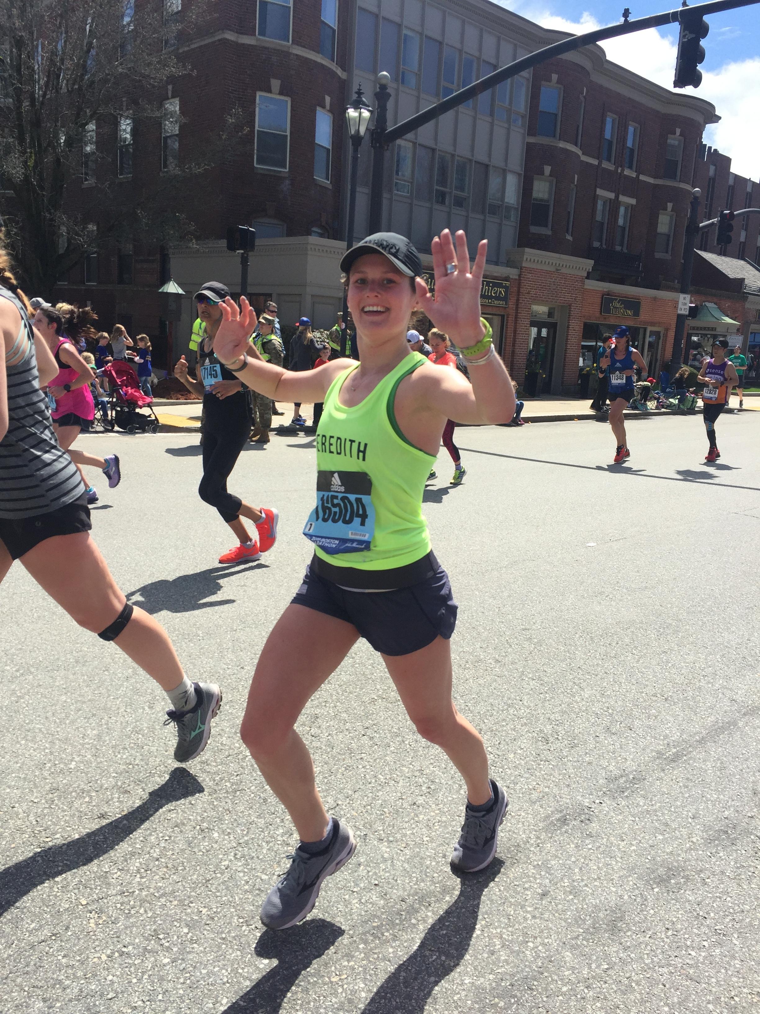 Boston Marathon 2019 - Boston qualifier and now Boston Marathon Finisher!