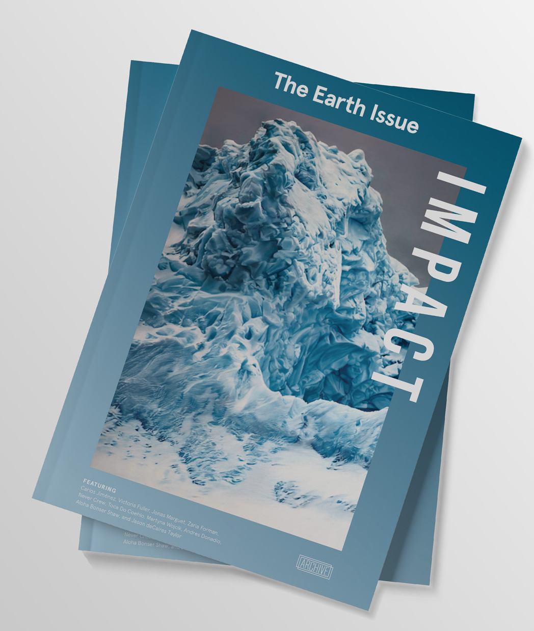 the earth issue - artist highlight - 24 may 2018THE EARTH ISSUE is a collective of artists and creative professionals working at the intersection of fine art and environmentalism. Through publications, exhibitions, educational talks and other collaborative projects, THE EARTH ISSUE provides a platform for creative thinkers, and visual artists who seek to raise awareness about our environment.READ ARTICLE