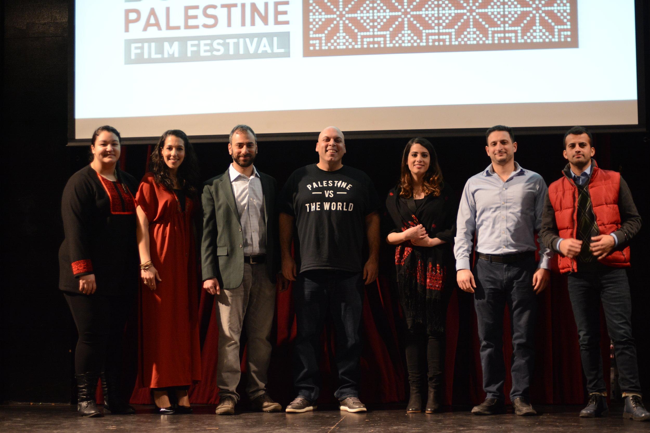 Palestinians, Live! BostonJanuary 28, 2018, Oberon TheaterIn collaboration with the Boston Palestine Film Festival. - Storytellers: Rain Abdelrazaq, Michael John Maria, Amer Zahr, Dalia Deak, Canaan David Khoury, Amir Qudaih and Nadia Abuelezam.
