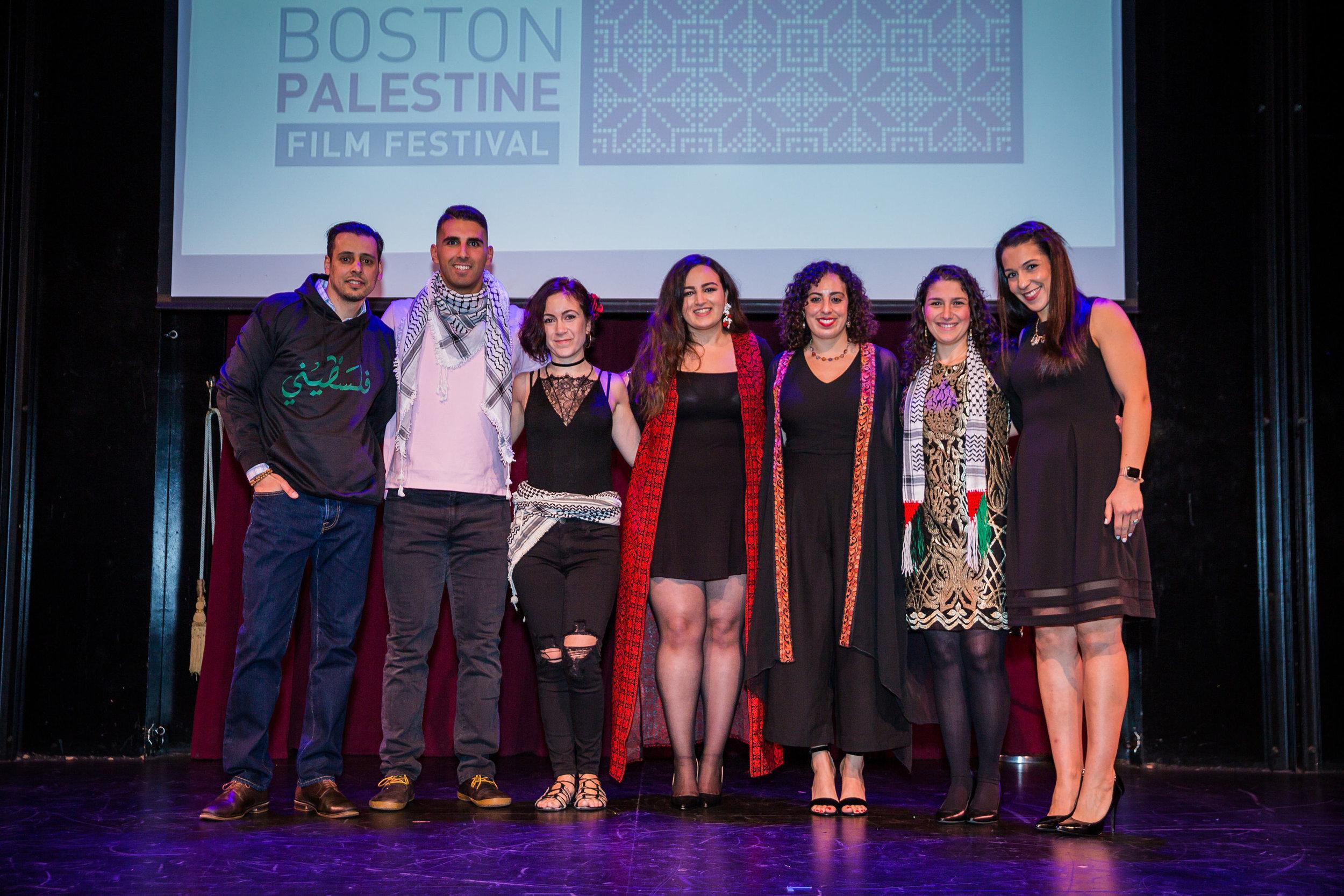 Palestinians, LIve! Boston, Oberon Theater, 2019