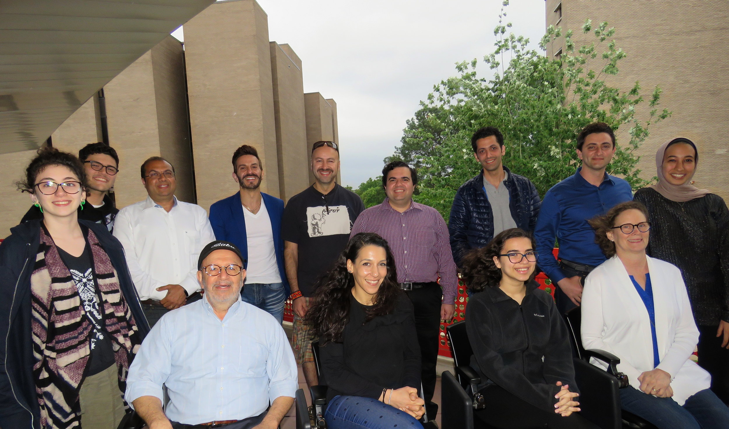 Palestinian Narrative Training - Houston, TXMarch 30-31, 2019Storytelling workshop led by Nadia Abuelezam held in collaboration with FOSNA with 16 attendees.