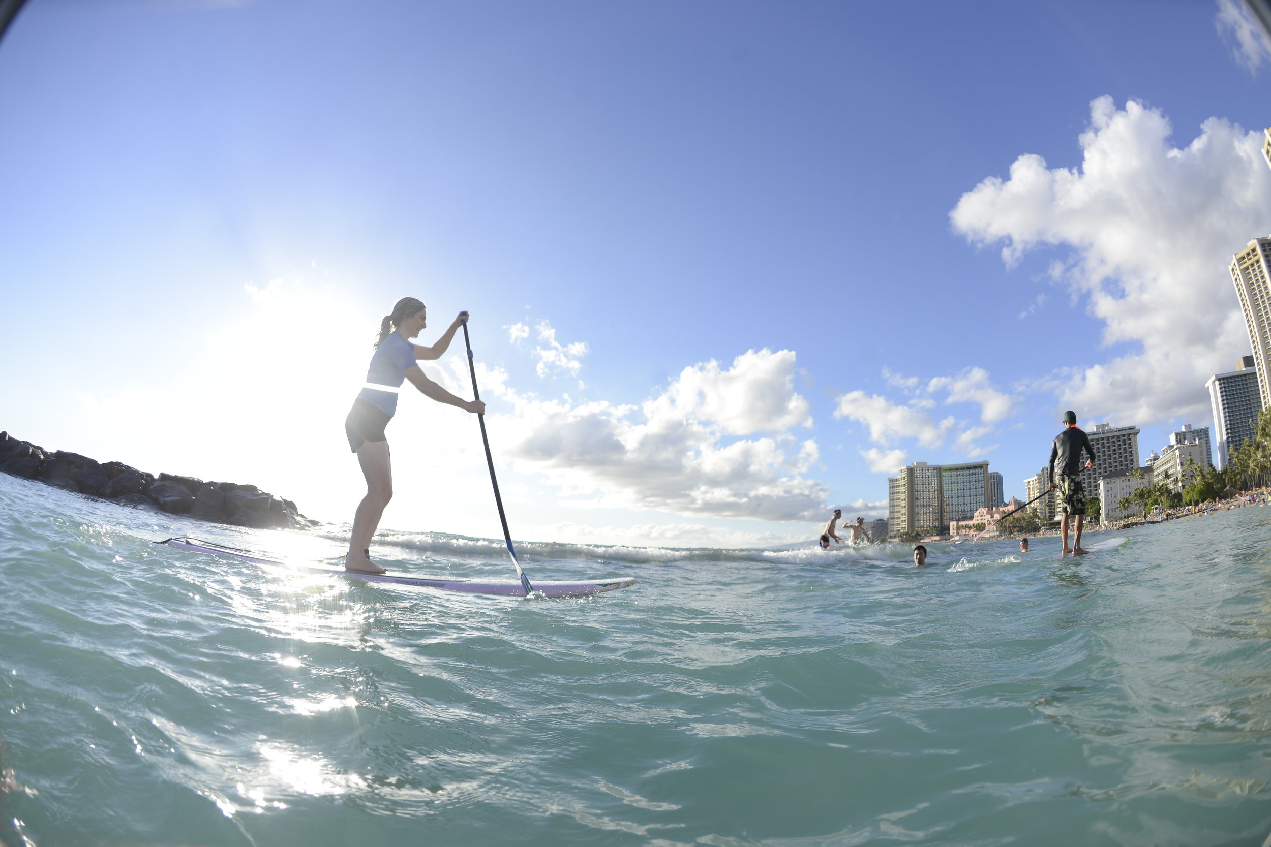 Stand Up Paddle Rentals -