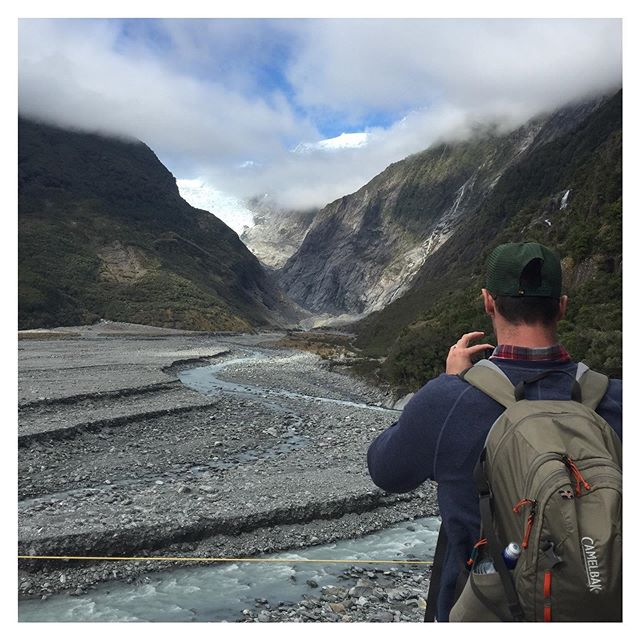 Thinking of #newzealand 💔we spent our honeymoon there exploring the beauty of the South Island.
