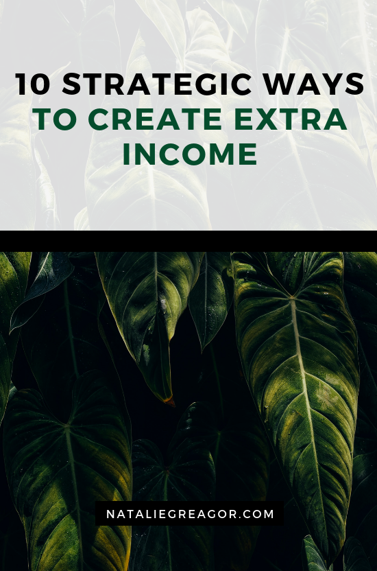 10 STRATEGIC WAYS TO CREATE EXTRA INCOME - NATALIE GREAGOR.png