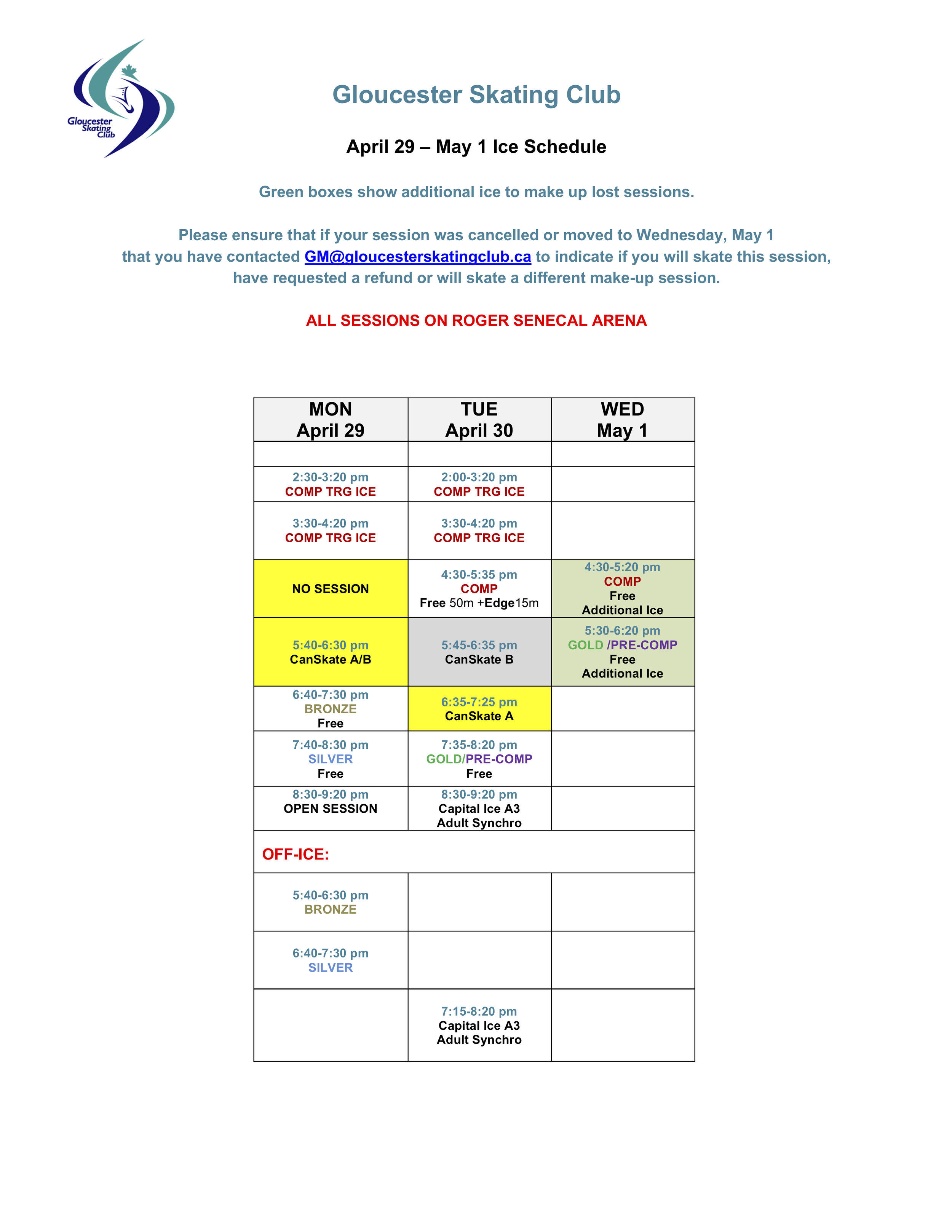 April 29 - May 1 Special Schedule BG.jpg