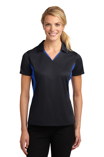 women s polo shirt by sport tex with 11 screen printed boise dart logo on the back of the shirt boise darts women s polo shirt by sport tex with 11 screen printed boise dart logo on the back of the shirt boise darts