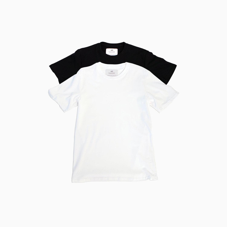T-shirt | Jersey peigné 100% coton bio
