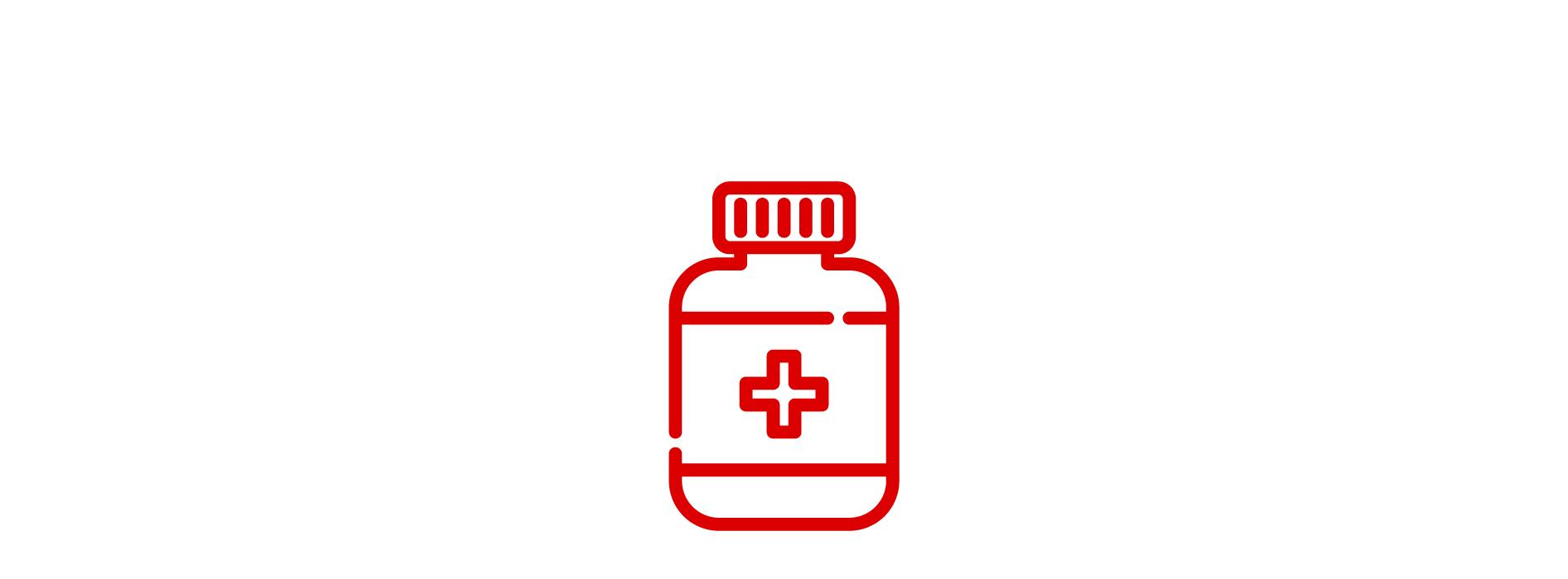 $13.4 Million - prescription medications