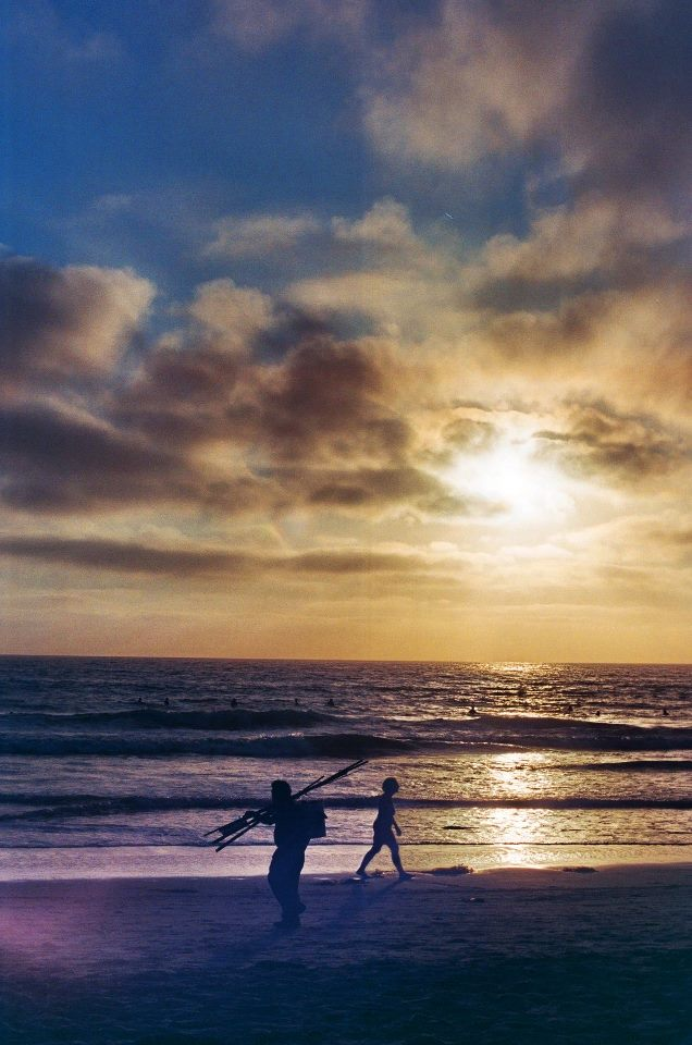 Moonlight Beach - 2012