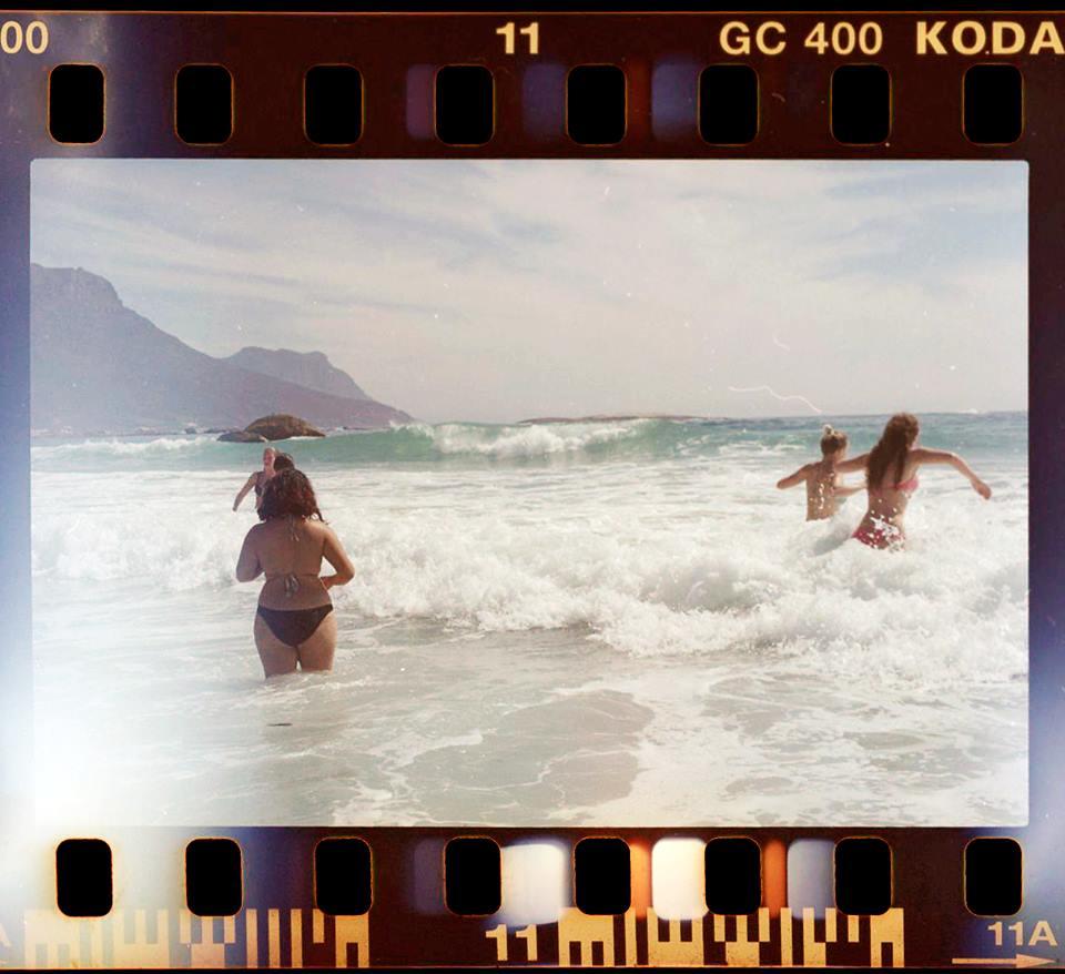 Cape Town, South Africa, Beach - 2016