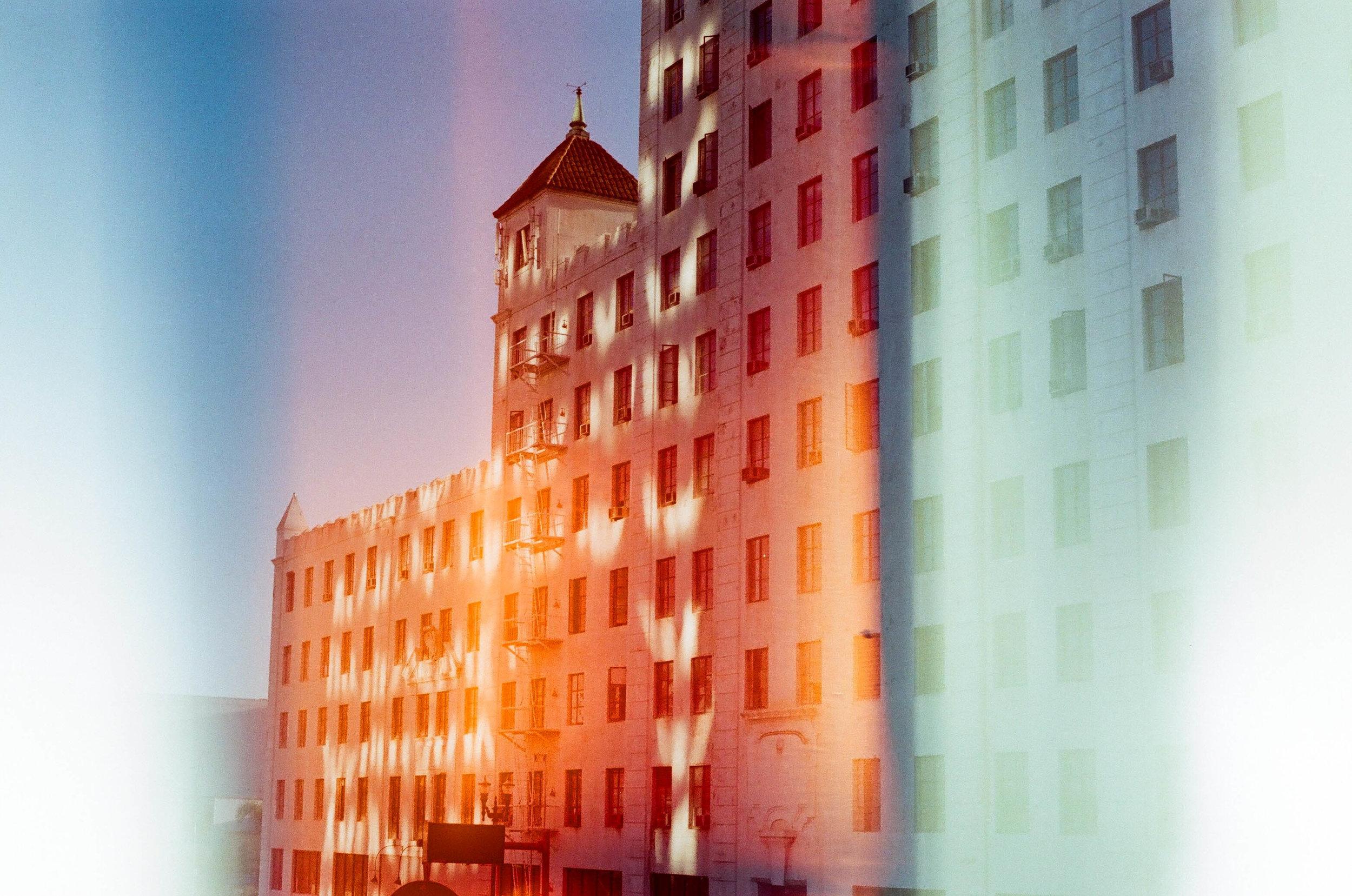 Long Beach, Light Leaks - 2016