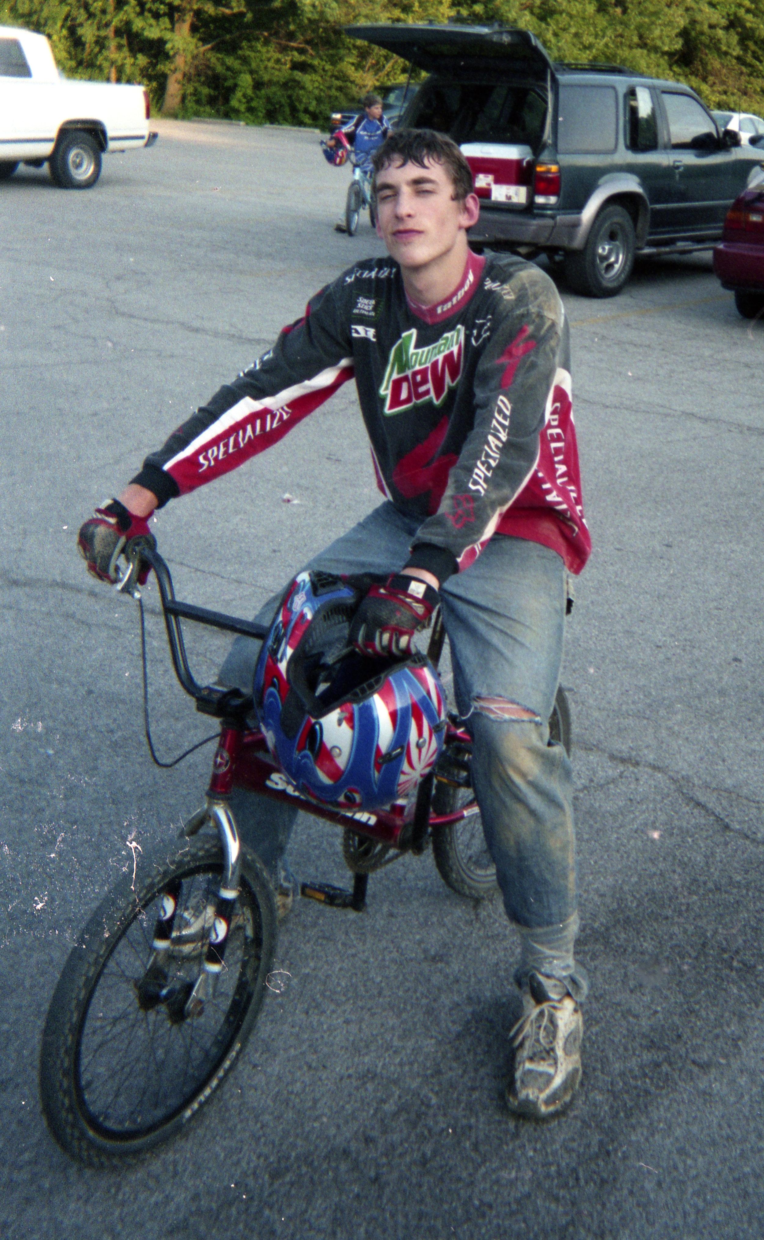 """Kevin """"Speed Racer"""" Ballinger - 2006"""