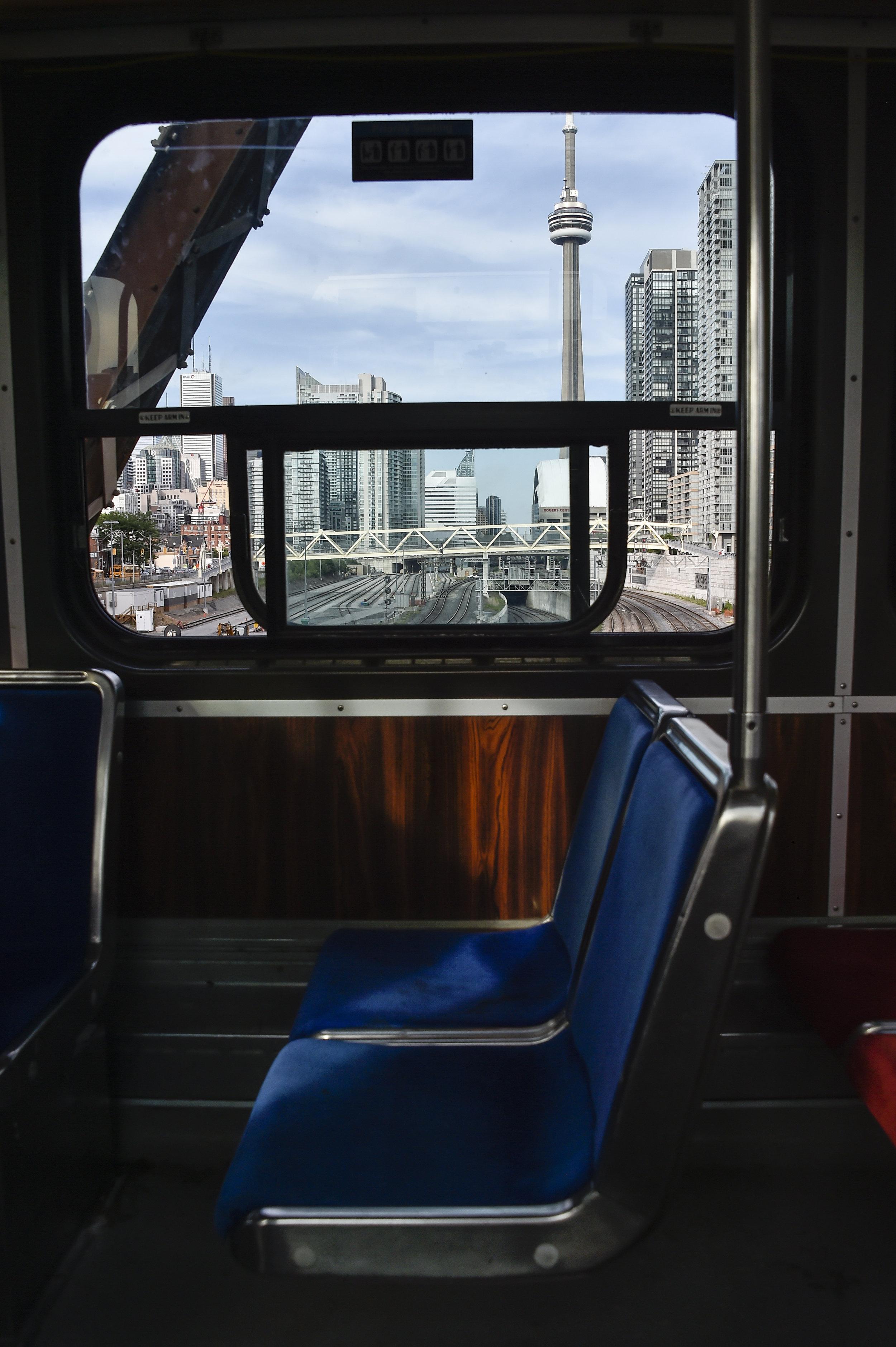 Passenger - Toronto, ON