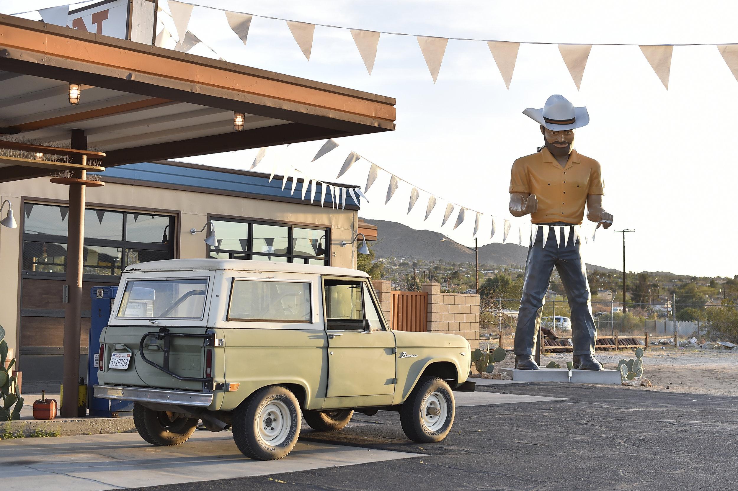 Fuel Stop - Joshua Tree, CA