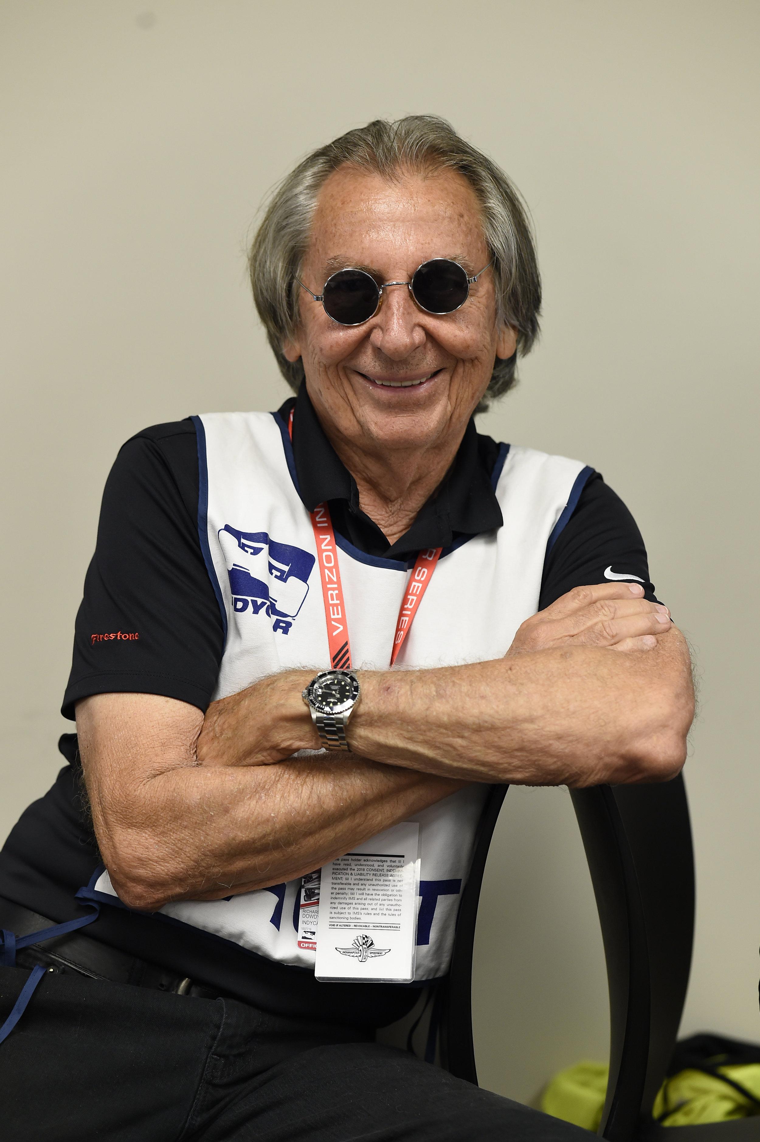 """Slick"" Richard Dowdy - Shot with Nikon D4S - Indianapolis Motor Speedway"