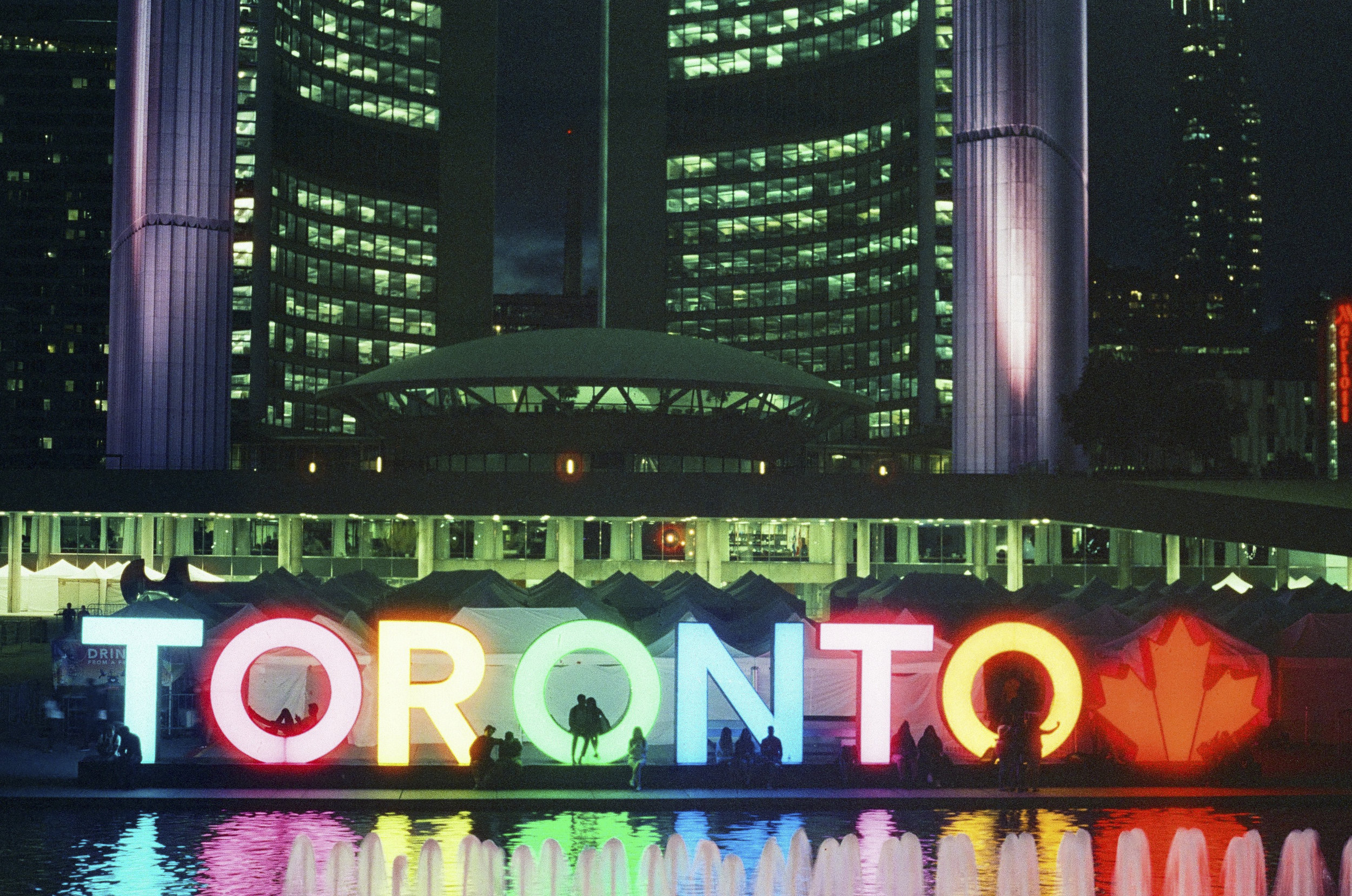 A wonderful place - Shot with Canon AE-1 - 35mm Film - Toronto, ON