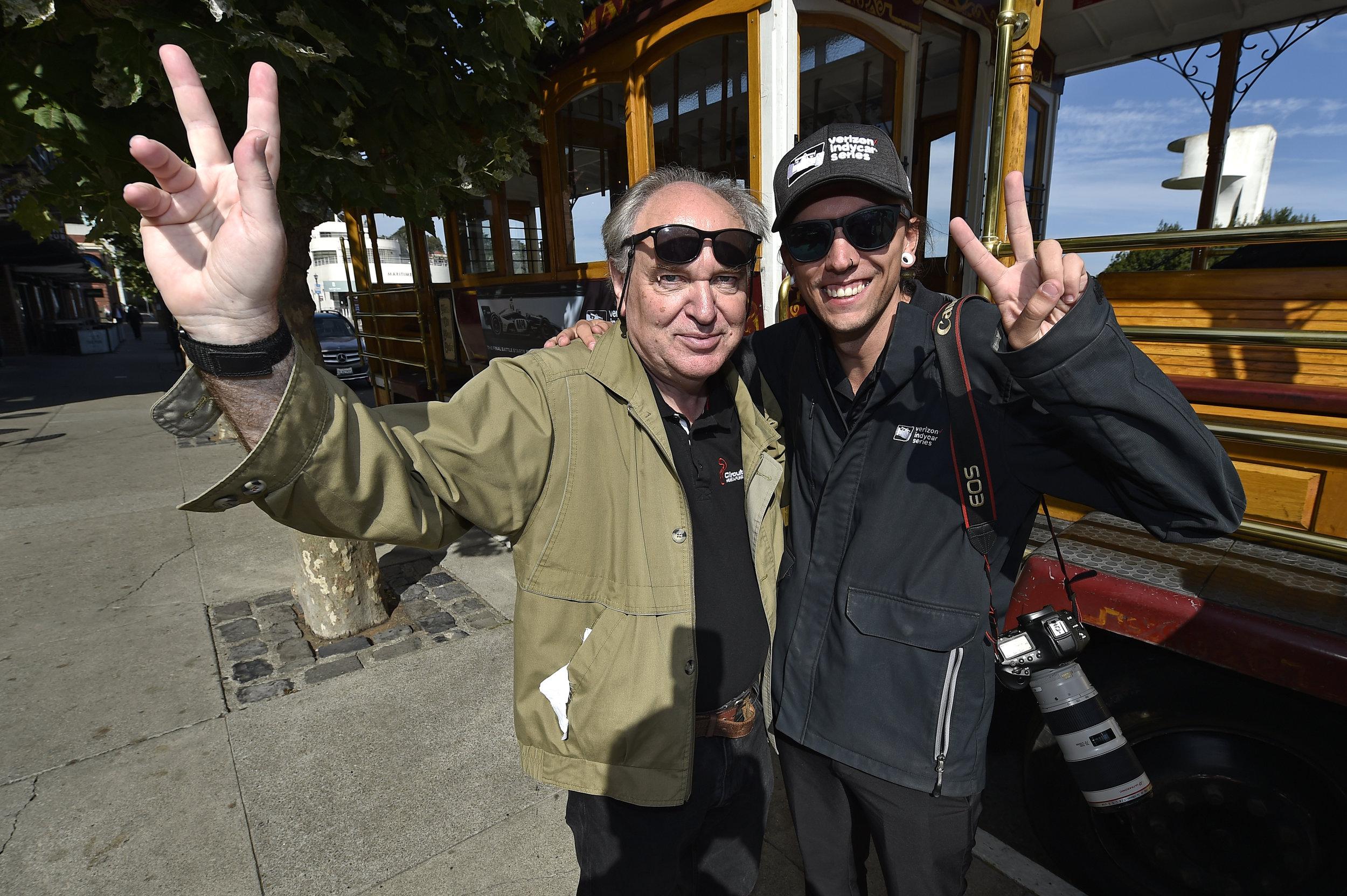 Wolfgang & Joe - Shot with Nikon D4S - San Francisco, CA (Fisherman's Wharf)