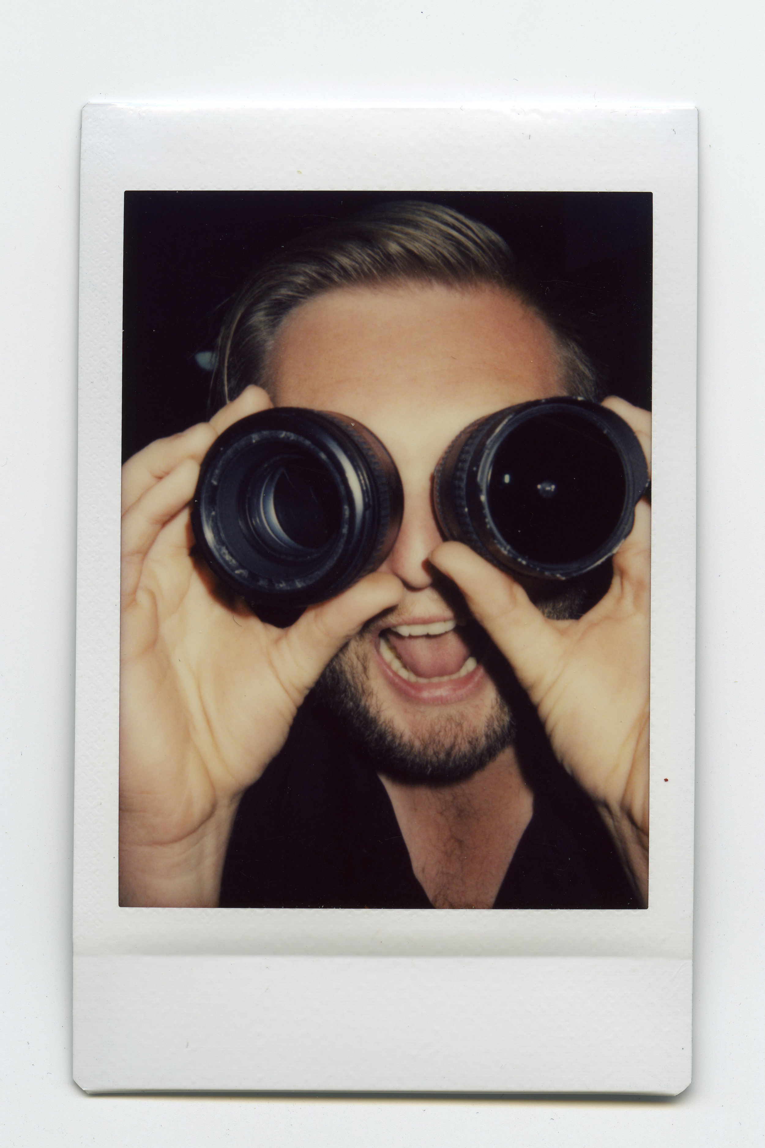 Obsessed - Shot with Fujifilm Neo90 Camera with Fuji Instant Film - Nashville, TN