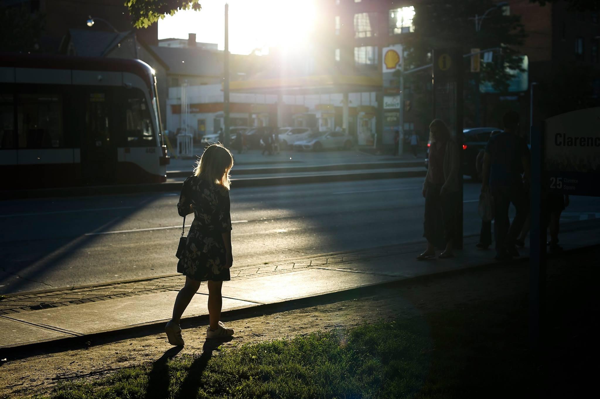 Evening Walk - Toronto, ON (Spadina)