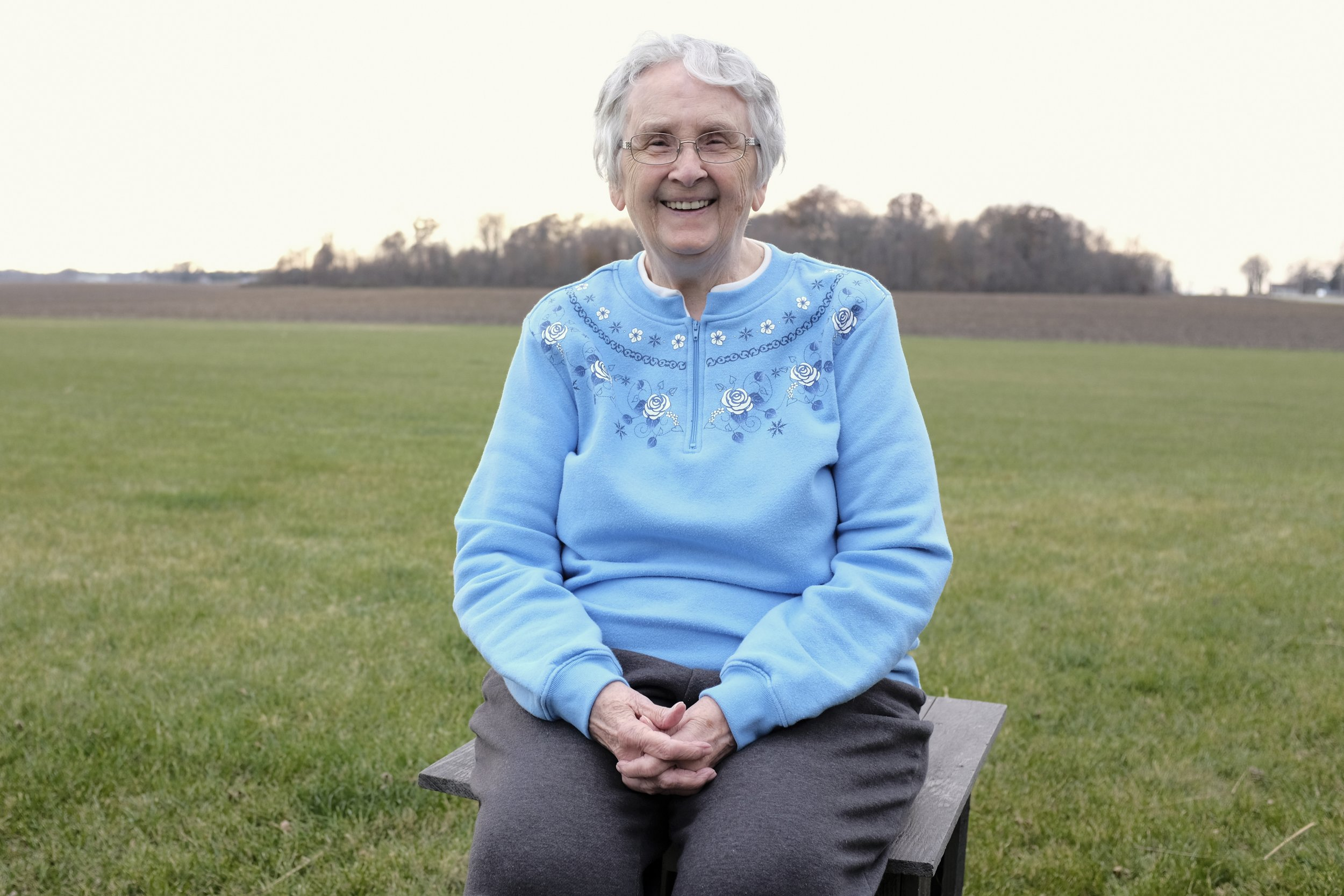Grandma turned 89 this year.