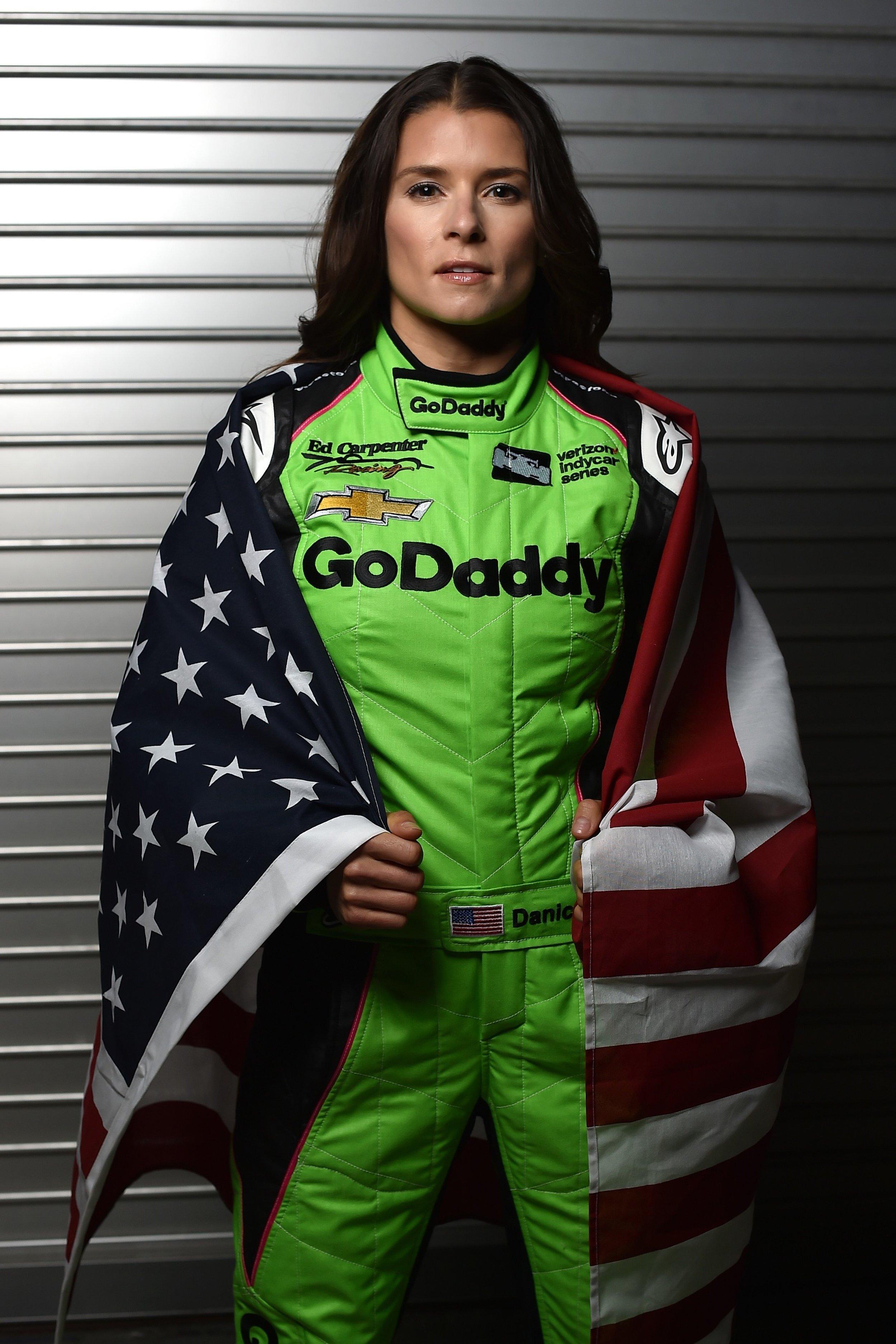 Danica Patrick returns to the Indianapolis 500