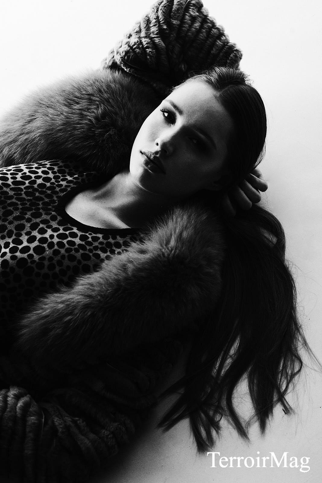 Shirt - Moschino Pants - Versace Fur Coat - Michaela Fur