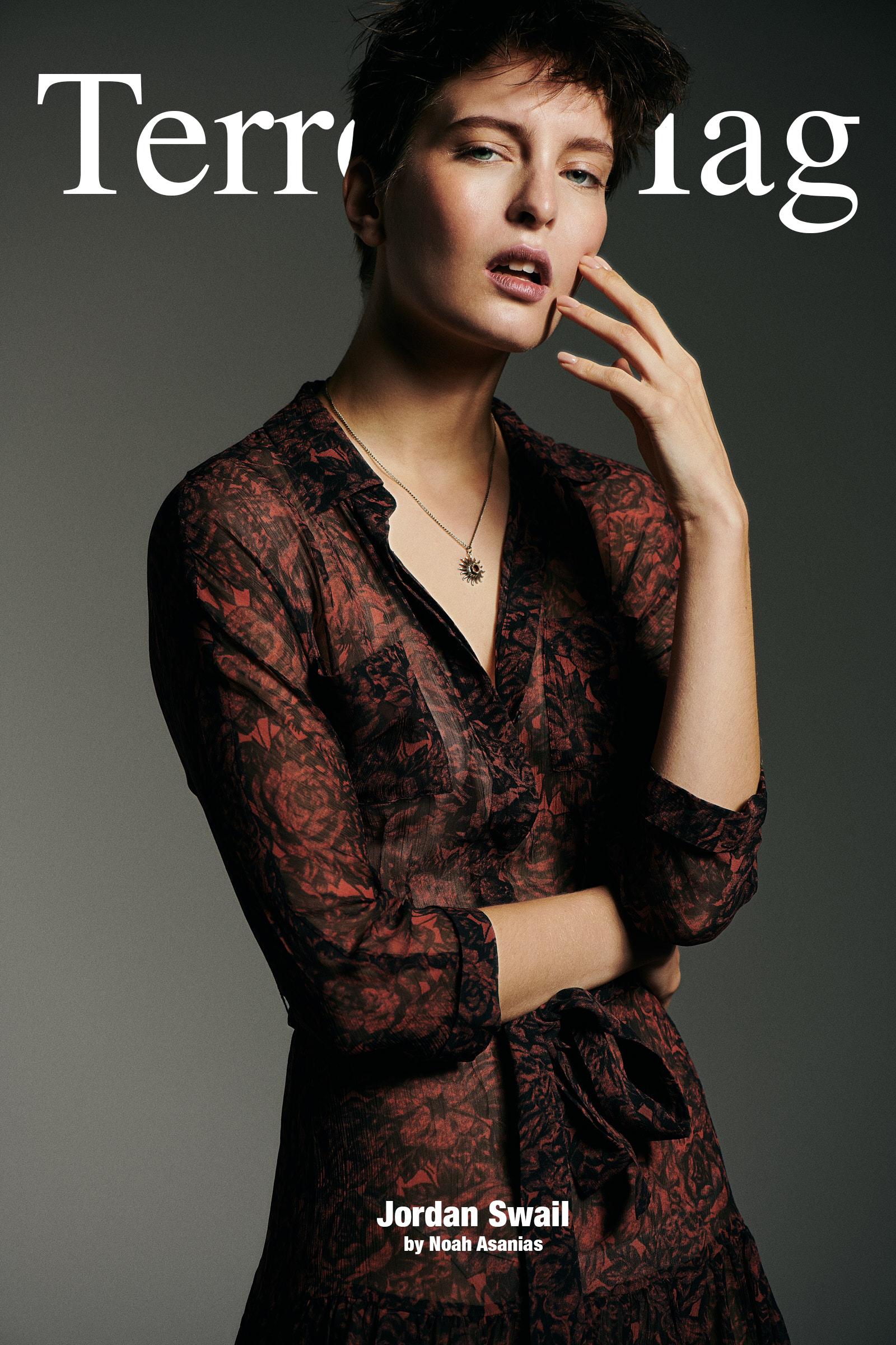 Dress: ALLSAINTS Necklace: vintage