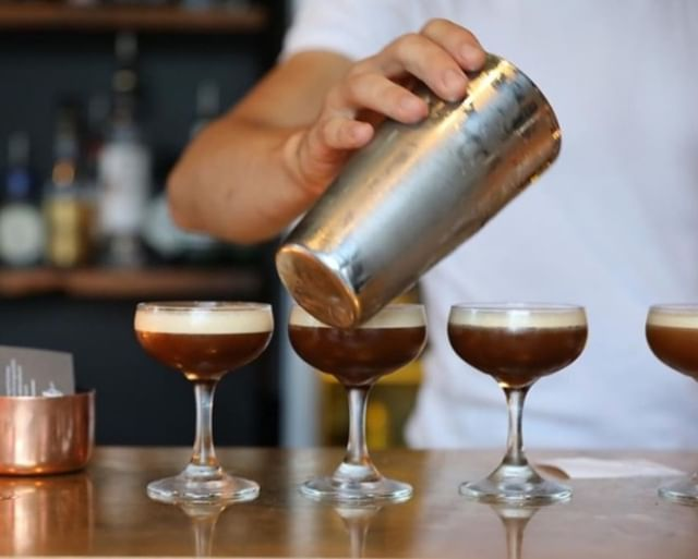 It's Saturday and our Espresso Martinis are ready for the first Bottomless Brunch of the weekend. You can visit our website to reserve your spot any day of the week. ⠀⠀⠀⠀⠀⠀⠀⠀⠀ ・⠀⠀⠀⠀⠀⠀⠀⠀⠀ ・⠀⠀⠀⠀⠀⠀⠀⠀⠀ #sydneybar #SydneyEats #SydneyFoodie #SydneyFoodies #Sydneyfood #Sydneycafe #SydneyBreakfast #sydneyfoodporn #darlinghurst #darlinghursteats #sydneybrunch #sydneyfoodlover #breakfastinsydney