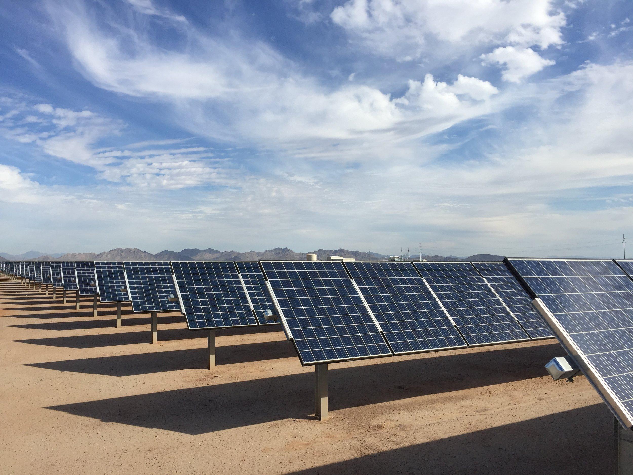 Solar Vegetation Management -