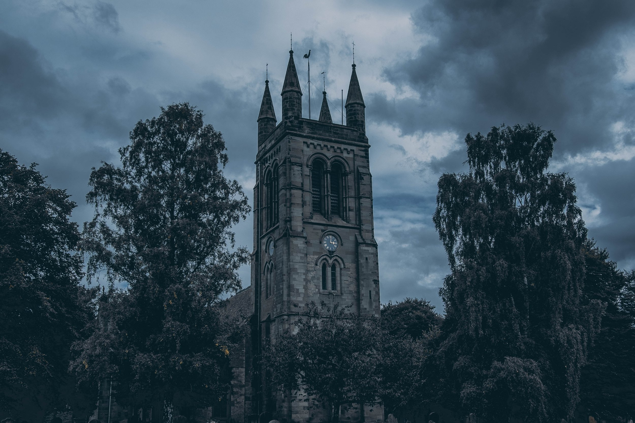 5% of the UK Attend Church -