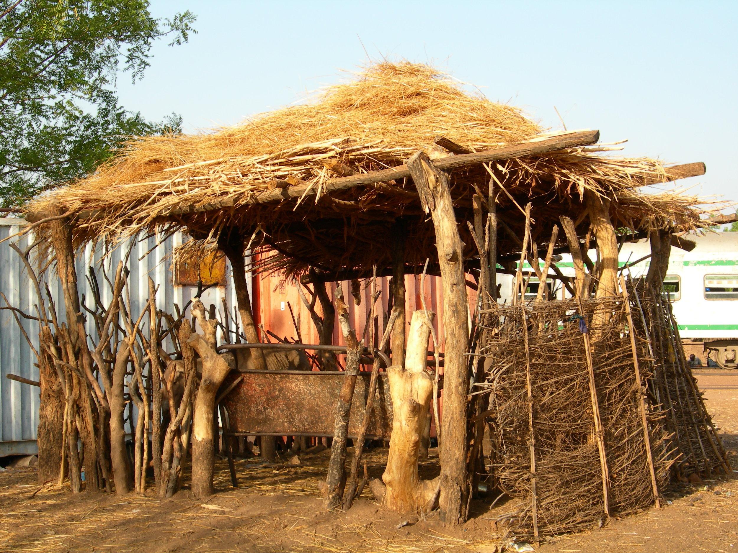 WEST AFRICA -