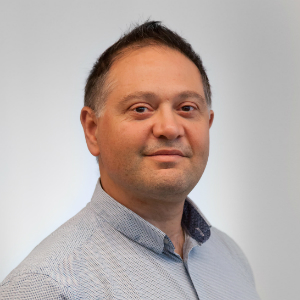 Paul Kouppas - Team Lead, auggs