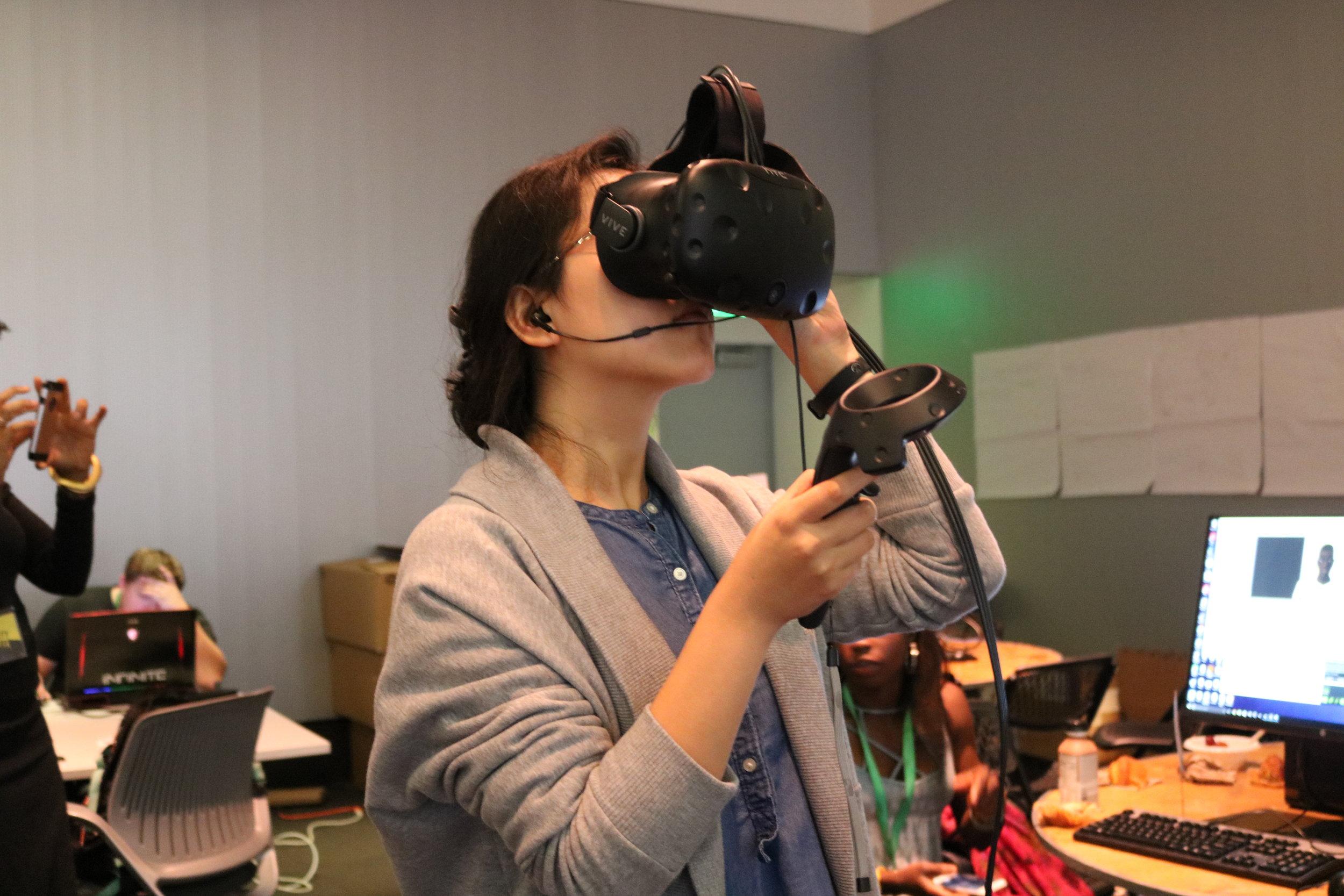Reality, Virtually 2017, MIT Media Lab