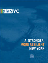PlaNYC, New York Cities response to food insecurity as bought about by Hurricane Sandy.