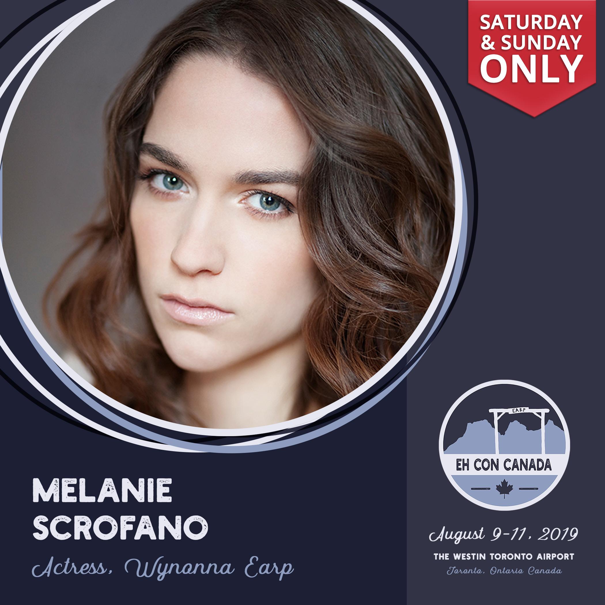 Melanie's Bio