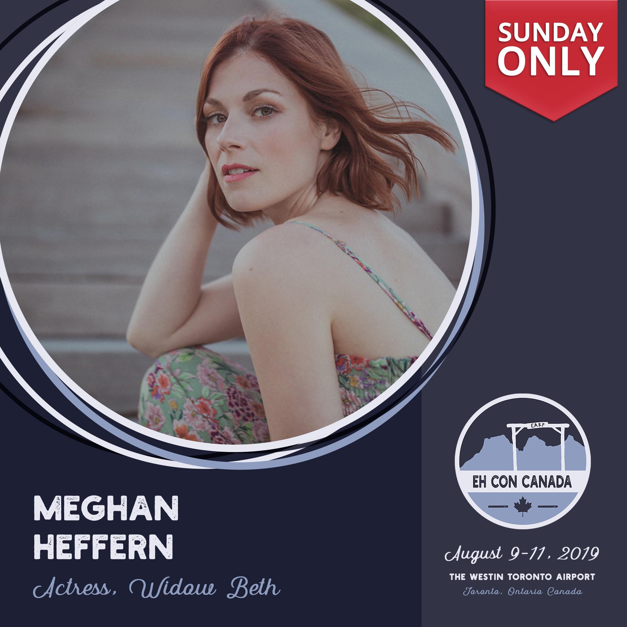 Meghan's Bio