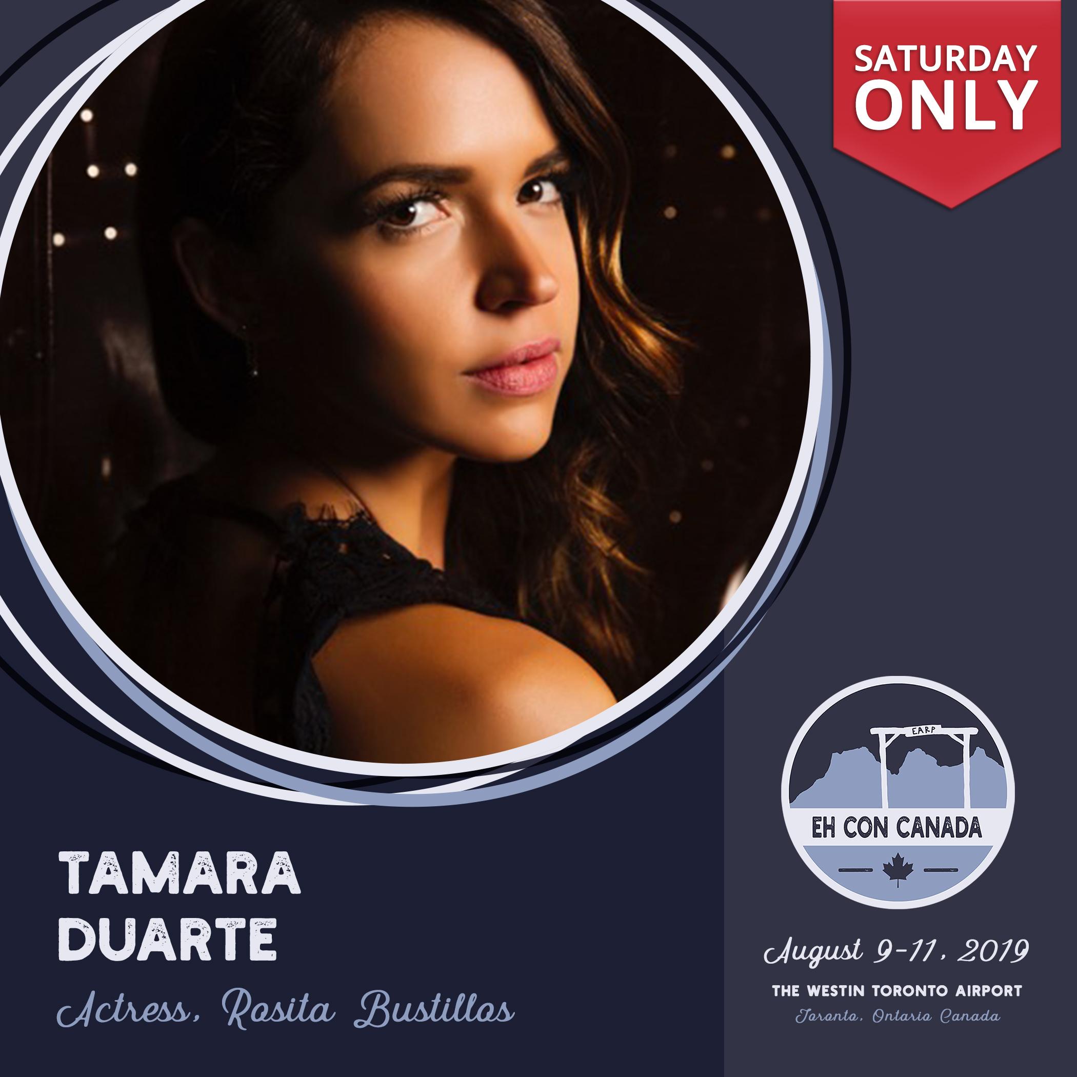 Tamara's Bio