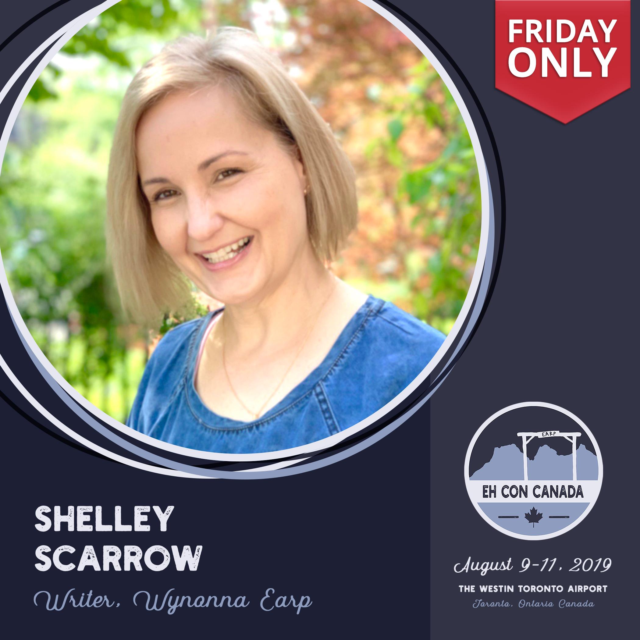 Shelley's Bio