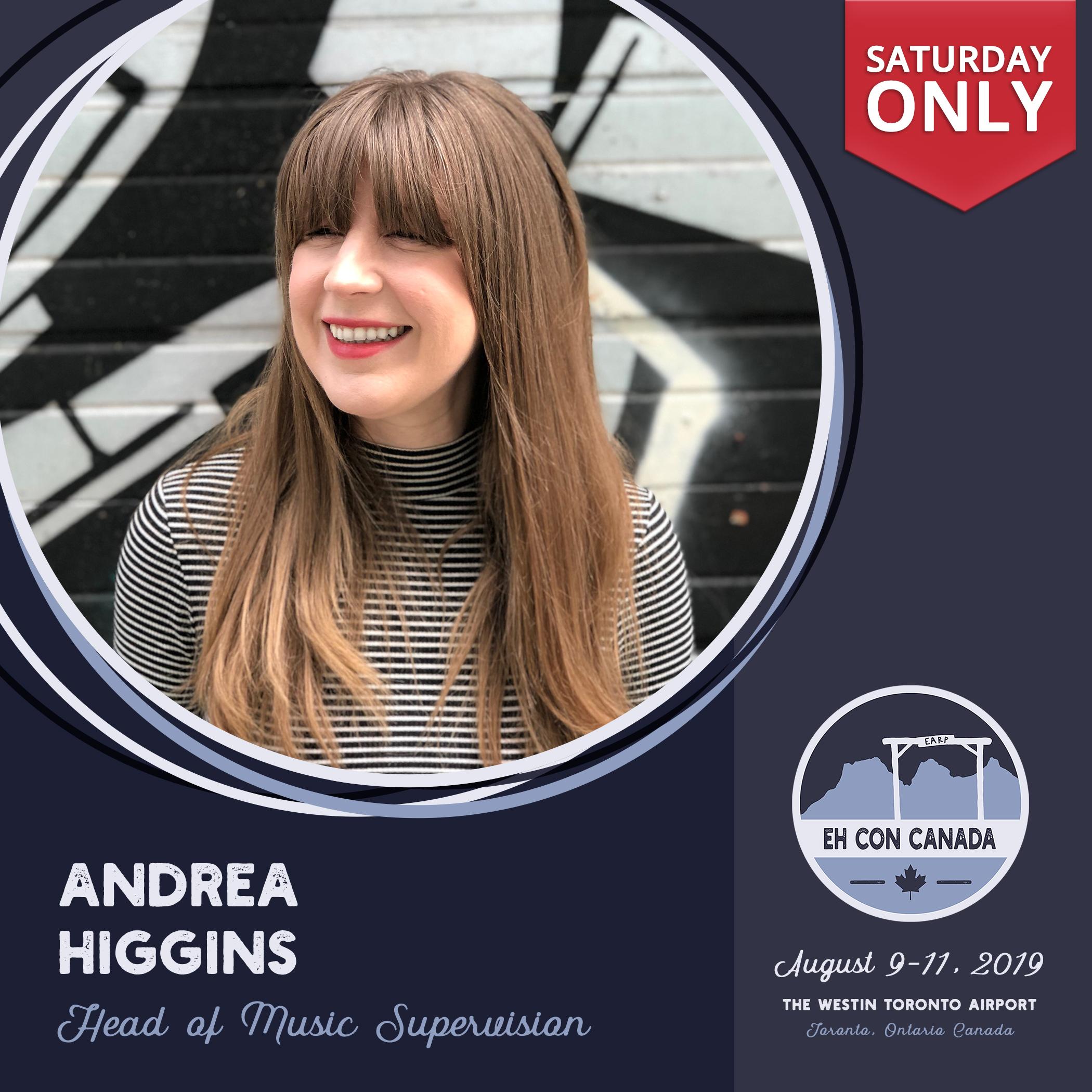 Andrea's Bio