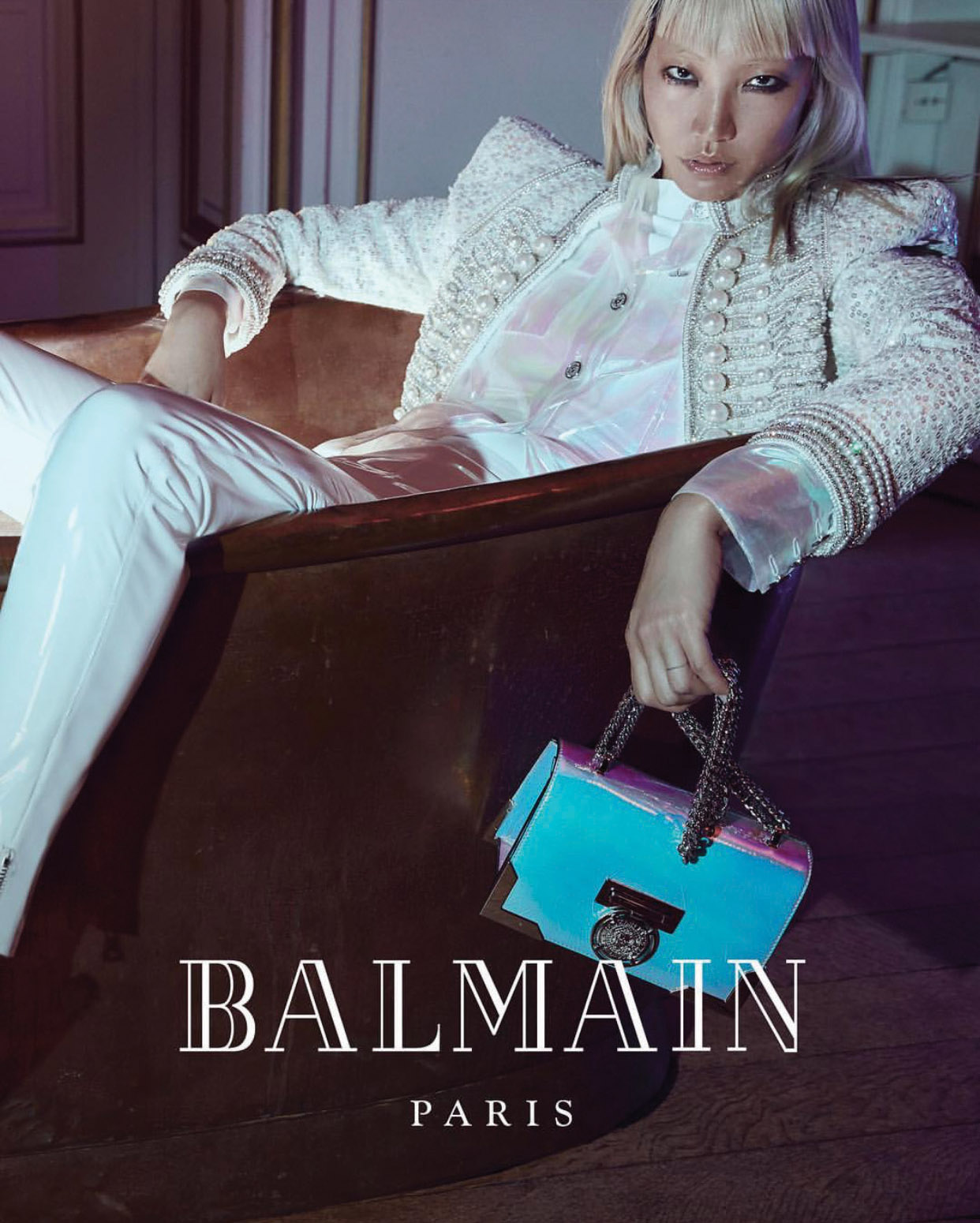 Image via  Balmain  by  An Le