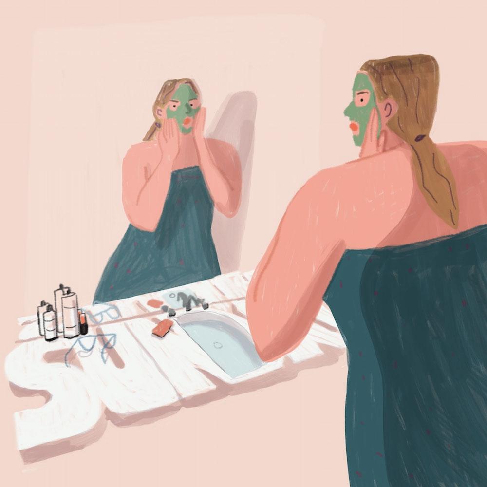 art via  Haley Tippmann