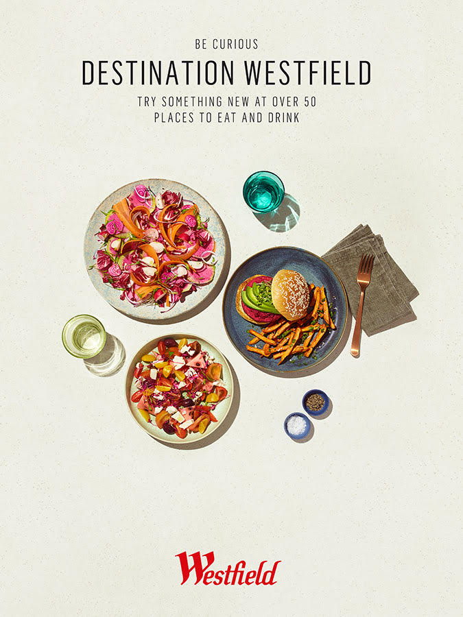 Photography Arron Graubart ,Food Styling by Olivia Bennett, Props Styling by Susie Clegg