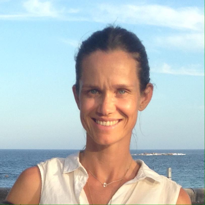 Bjorg-Ida Hoyem host of the Women's Circles with Lotus Bay Yoga