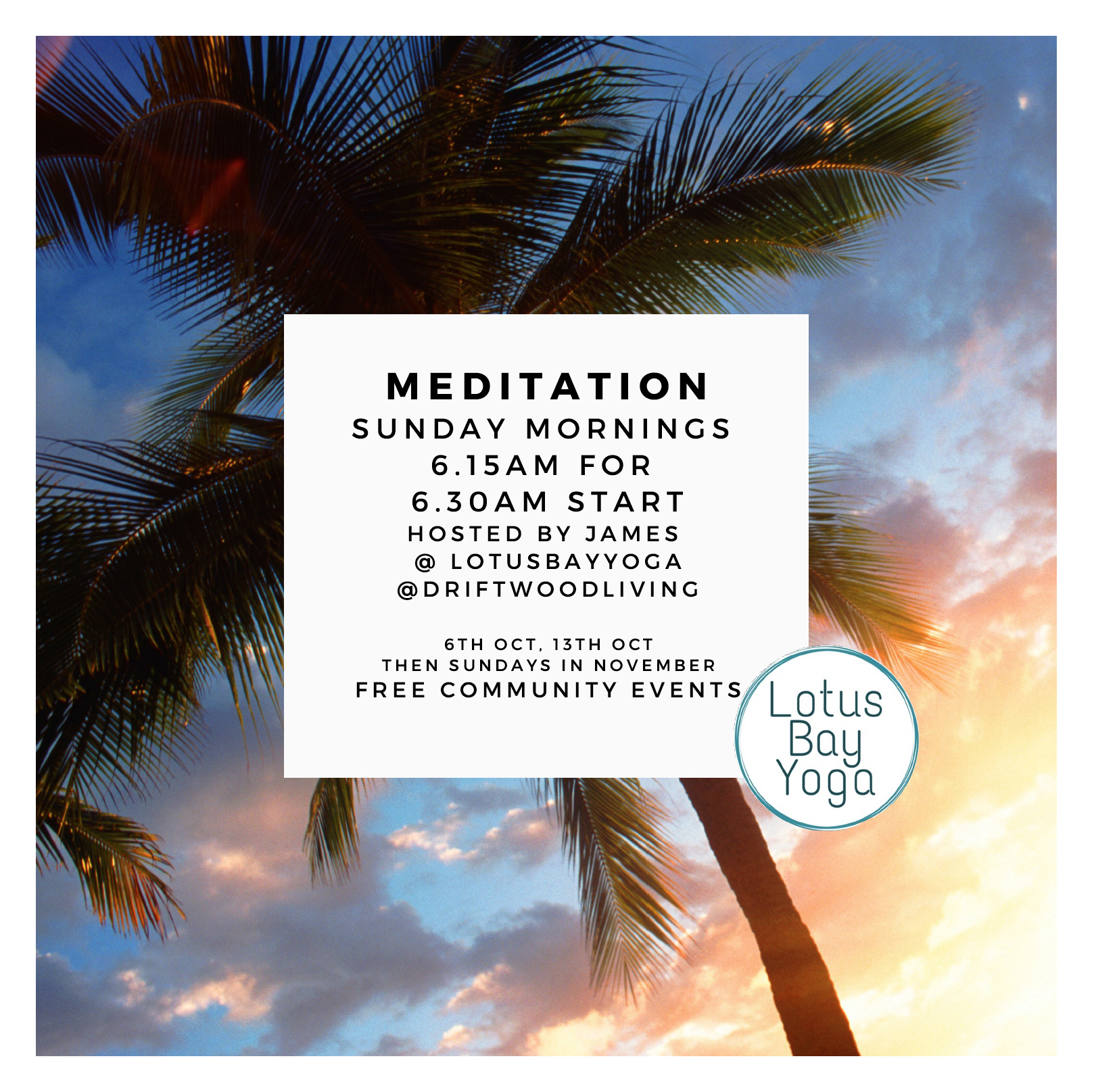 Sunday Morning Meditation Free Community Event.jpg