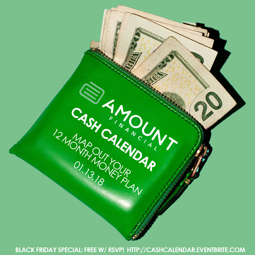 Amount Financial Cash Calendar green wallet.jpg
